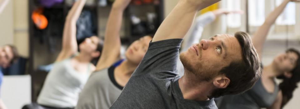cbd yoga class in Melbourne