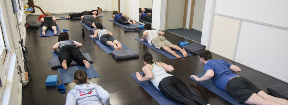 Mind Over Muscle yoga studio in Melbourne cbd