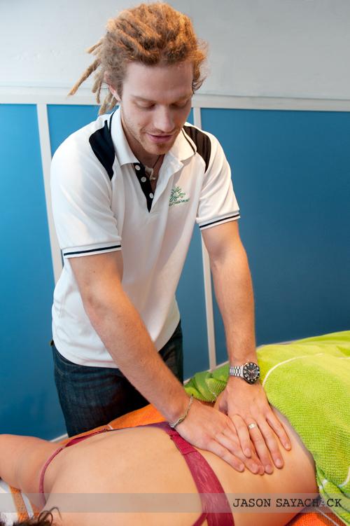 Clinical Massage therapist